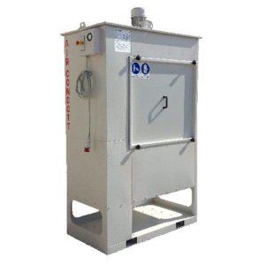 Filtro aspiratore per nebbie oleose FOV