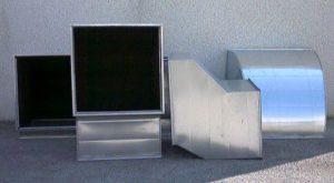 componenti e condotte aerauliche