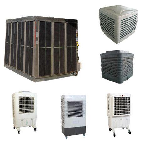 Raffrescamento capannoni raffrescatori adiabatici