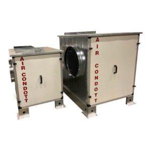Box acustico ventilatori
